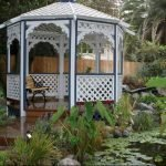 Enjoy the Peace and Serenity with Backyard Pond Decor 64