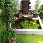 Enjoy the Peace and Serenity with Backyard Pond Decor 65