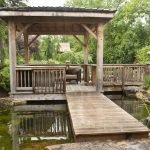Enjoy the Peace and Serenity with Backyard Pond Decor 66