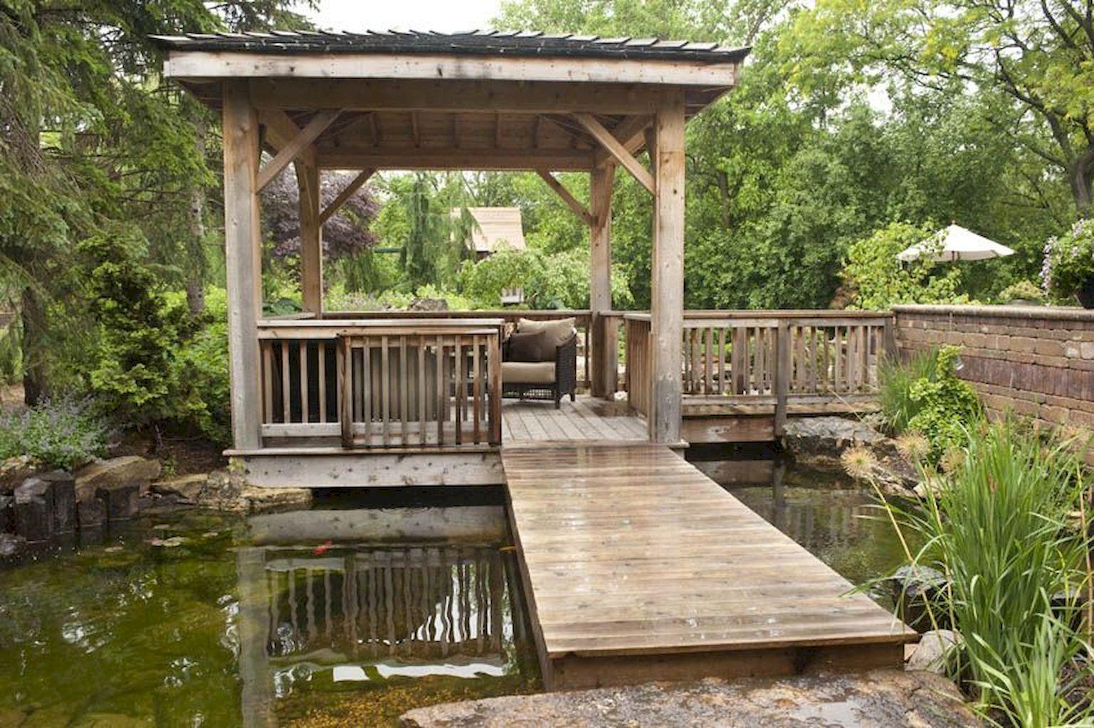 Backyard Pond067