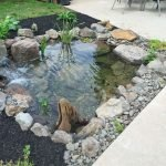 Enjoy the Peace and Serenity with Backyard Pond Decor 75