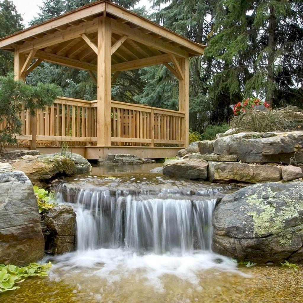Backyard Pond081