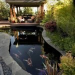 Enjoy the Peace and Serenity with Backyard Pond Decor 90