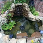 Enjoy the Peace and Serenity with Backyard Pond Decor 94