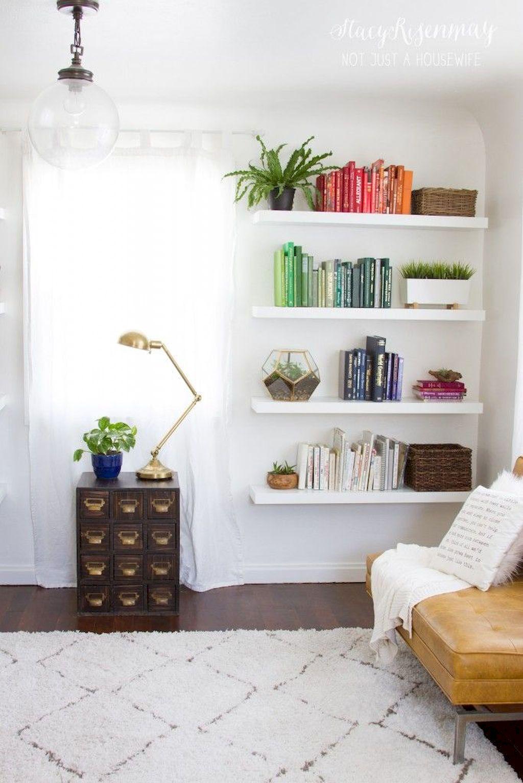 Floating Shelves090