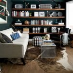 50 ++ Amazing Living Room Designs With Floating Shelves 22