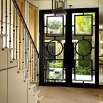 50++ Awesome Decorative Glass Doors Ideas 64