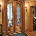50++ Awesome Decorative Glass Doors Ideas 118