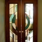 50++ Awesome Decorative Glass Doors Ideas 128