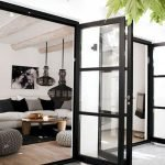 50++ Awesome Decorative Glass Doors Ideas 152