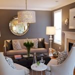 Modern Living Room Ideas With Grey Coloring 1