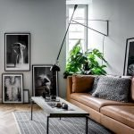 Modern Living Room Ideas With Grey Coloring 7