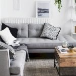Modern Living Room Ideas With Grey Coloring 9