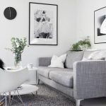 Modern Living Room Ideas With Grey Coloring 12