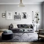 Modern Living Room Ideas With Grey Coloring 13