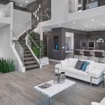Modern Living Room Ideas With Grey Coloring 16