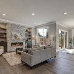 Modern Living Room Ideas With Grey Coloring 17