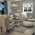 Modern Living Room Ideas With Grey Coloring 18