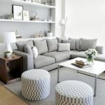 Modern Living Room Ideas With Grey Coloring 22