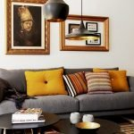 Modern Living Room Ideas With Grey Coloring 30