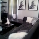 Modern Living Room Ideas With Grey Coloring 36