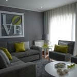Modern Living Room Ideas With Grey Coloring 41
