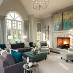 Modern Living Room Ideas With Grey Coloring 42