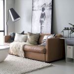 Modern Living Room Ideas With Grey Coloring 45