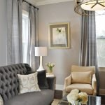 Modern Living Room Ideas With Grey Coloring 48