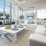 Modern Living Room Ideas With Grey Coloring 54
