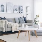 Modern Living Room Ideas With Grey Coloring 55