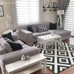 Modern Living Room Ideas With Grey Coloring 59