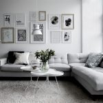 Modern Living Room Ideas With Grey Coloring 62