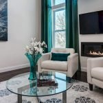 Modern Living Room Ideas With Grey Coloring 63