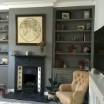 Modern Living Room Ideas With Grey Coloring 69