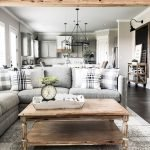 Modern Living Room Ideas With Grey Coloring 70