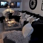 Modern Living Room Ideas With Grey Coloring 85