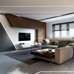 Modern Living Room Ideas With Grey Coloring 88