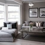 Modern Living Room Ideas With Grey Coloring 90