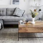 Modern Living Room Ideas With Grey Coloring 91