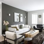 Modern Living Room Ideas With Grey Coloring 92
