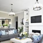 Modern Living Room Ideas With Grey Coloring 100