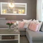 Modern Living Room Ideas With Grey Coloring 107