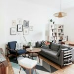 Modern Living Room Ideas With Grey Coloring 108