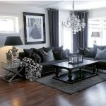 Modern Living Room Ideas With Grey Coloring 110