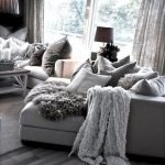 Modern Living Room Ideas With Grey Coloring 113