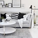 Modern Living Room Ideas With Grey Coloring 116