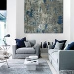 Modern Living Room Ideas With Grey Coloring 117