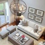 Modern Living Room Ideas With Grey Coloring 119