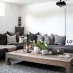 Modern Living Room Ideas With Grey Coloring 122